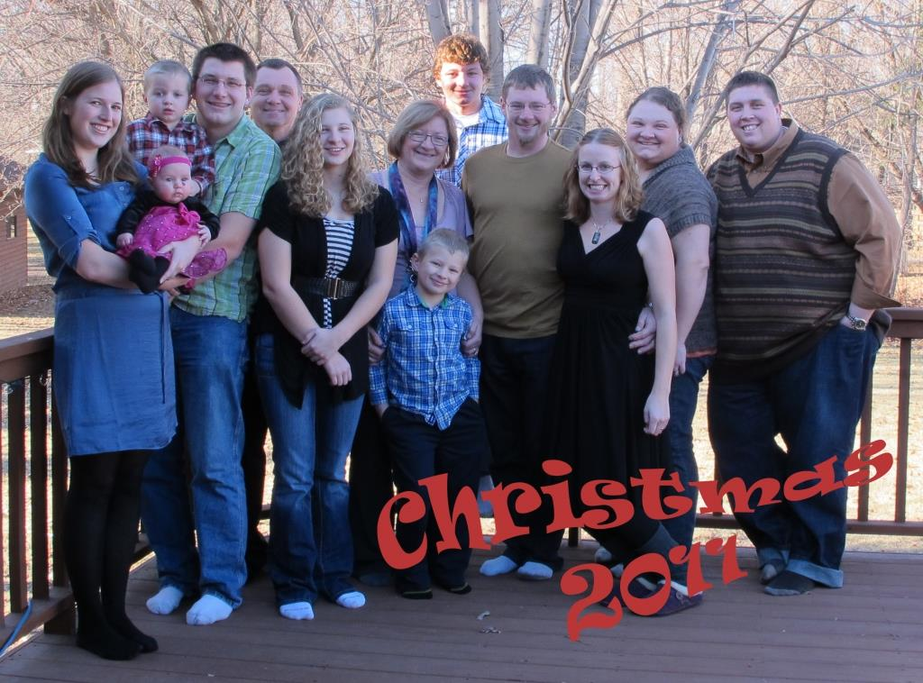 Simon Family 2011