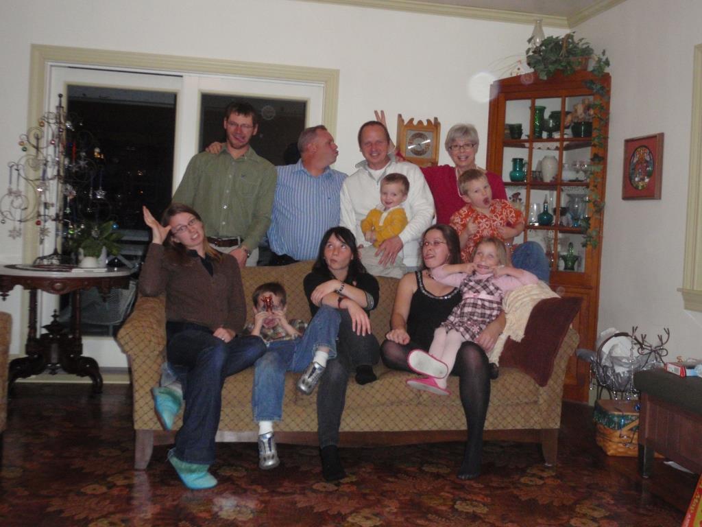 Stangler Family 2010